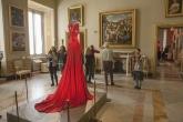 Galleria Borghese, Rome (with Azzedine Alaia and Raffael, 2015