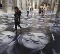 Pantheon, Paris, selfies, 2014