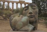 Agrigento Sicily Mitoraj Sculpture, 2011