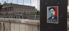 Berlin, 2014 - Snowden