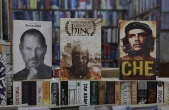 Books at the Grand Bazaar Instanbul