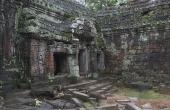 Courtyard, Angkor Wat