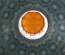 Dome of mosque in Konya, Turkey