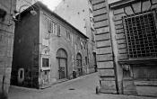 Streetcorner, Lucca, 1995